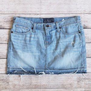Lucky Brand Charlie Mini Skirt